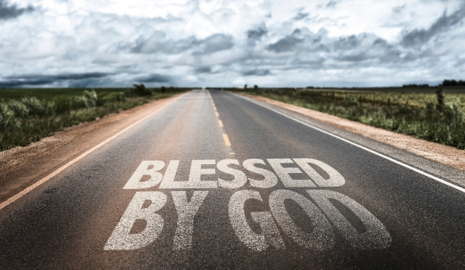 Blessed road