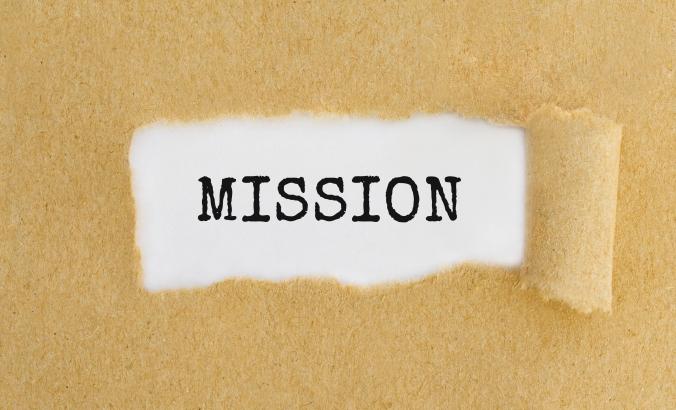 Live on Mission
